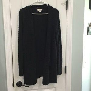 LOFT black sweater size medium